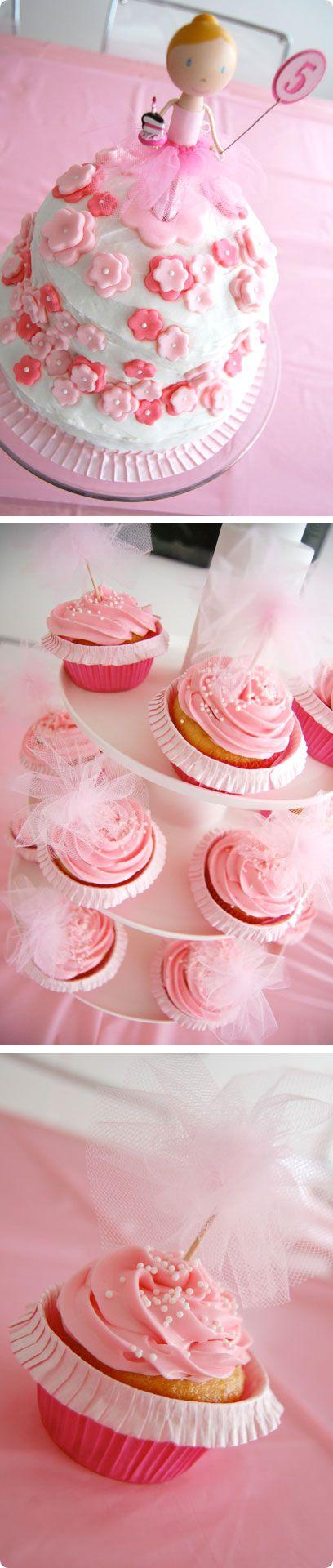 παρτυ για κοριτσια-μικρες μπαλαρινες-Γενέθλια