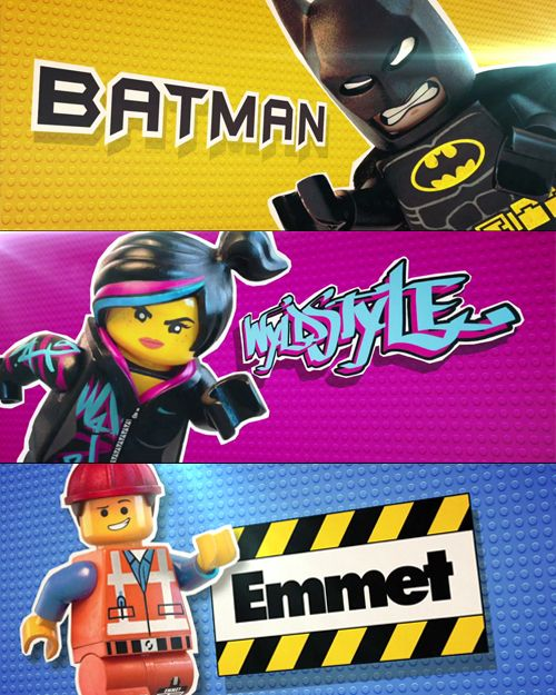 87 best THE LEGO MOVIE! images on Pinterest | Lego movie, The lego ...