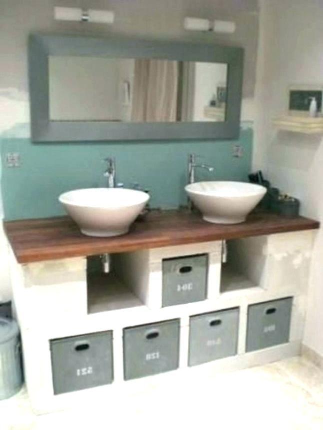 Fabriquer Un Meuble Salle De Bain
