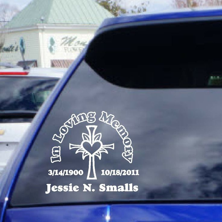 Best Car Decals Images On Pinterest - Cross custom vinyl decals for car windows