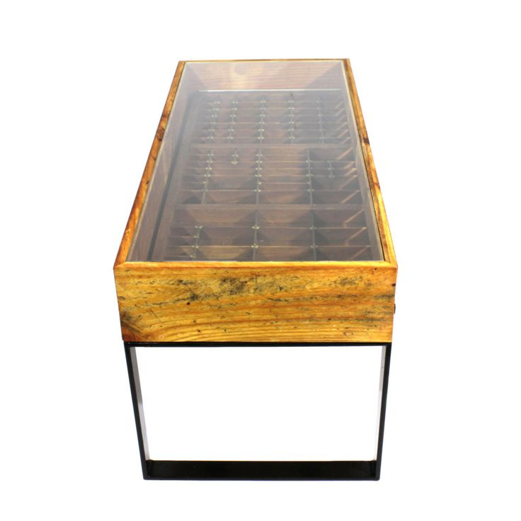 Letterpress Tray Coffee Table: Best 25+ Small Display Cases Ideas On Pinterest