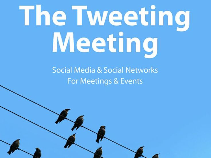 The Tweeting Meeting