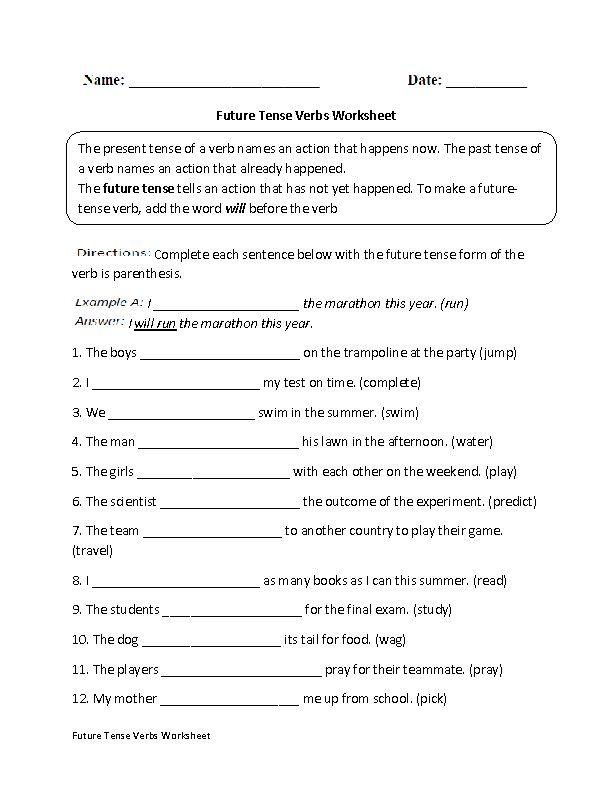 Printable Worksheets principal parts of regular verbs worksheets : 9 best worksheets images on Pinterest | Verb tenses, Verbal tenses ...
