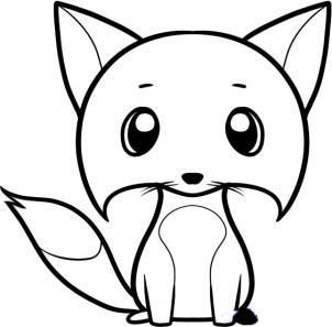 art lessons for kids step by step drawing for beginners chameleon and cartoon fox - Drawings For Boys