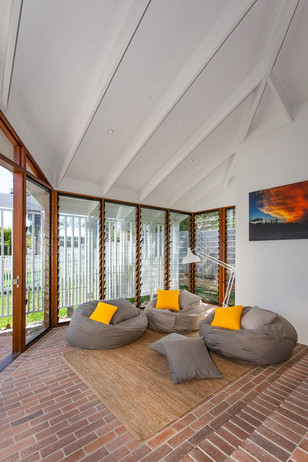 Byron Bay Renovation | Living Room | Queensland Australia | Smith Architects
