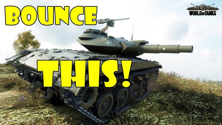 World of Tanks - Funny Moments | BOUNCE THIS! (Derp edition)