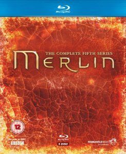 Merlin - Series 5 - Complete With a stellar guest cast including John Shrapnel (Waking the Dead Gladiator) Peter Guinness (Silent Witness Sleepy Hollow) and the return of Gary Lewis (Billy Elliot Gangs of New York) as well as sup http://www.MightGet.com/january-2017-12/merlin--series-5--complete.asp