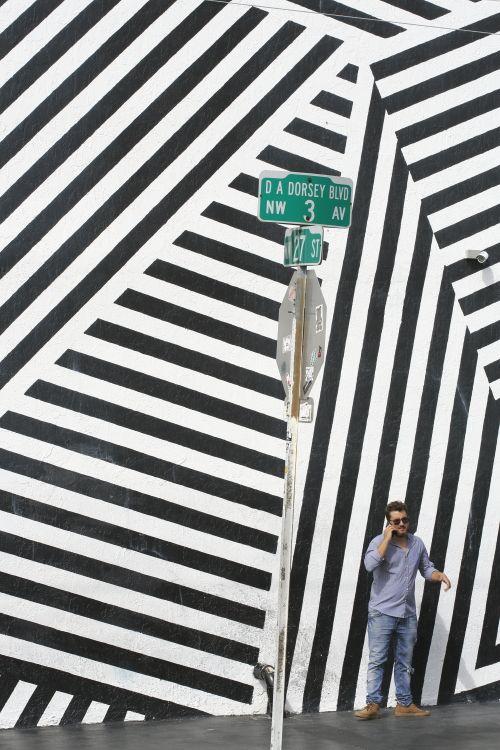 USA, Florida, Miami, Wynwood Art District, mural ©Ludovic MAISANT