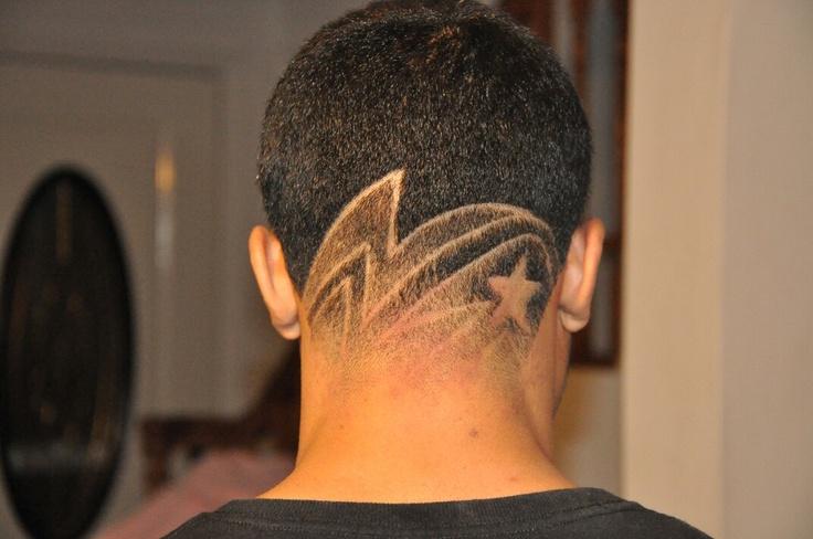8 haircut design