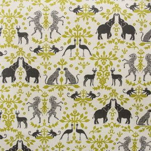 Hertex: Animal Kingdom Quirky SA Prints for kitchen chair covers
