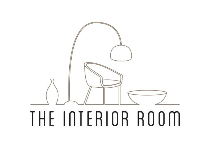 The Interior Room - Logo Design