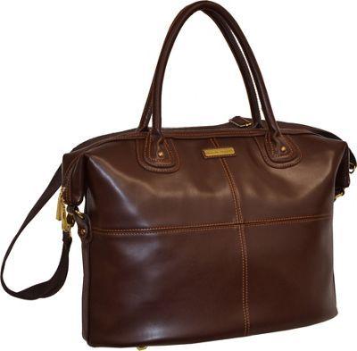 Adrienne Vittadini Doctors Briefcase Laptop Tote  - via eBags.com!
