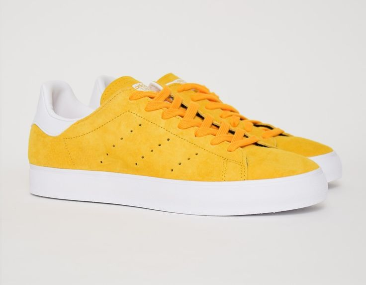 adidas Stan Smith Vulc Yellow M17187 | Shoes Sakir likes | Pinterest | Stan  smith, Adidas stan smith and Adidas stan