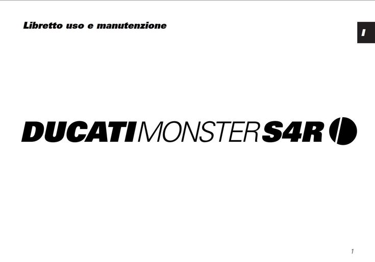 Ducati MS4R 2003 Owner's Manual has been published on