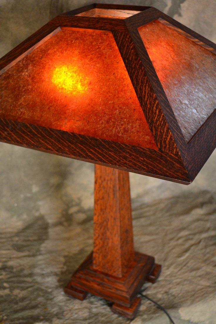 17 best images about wooden floor table lamps on pinterest for Wood floor lamp plans