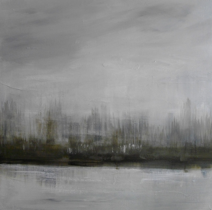 By Sandrine Merrien  Acrylic on canvas  50 x 50 cm