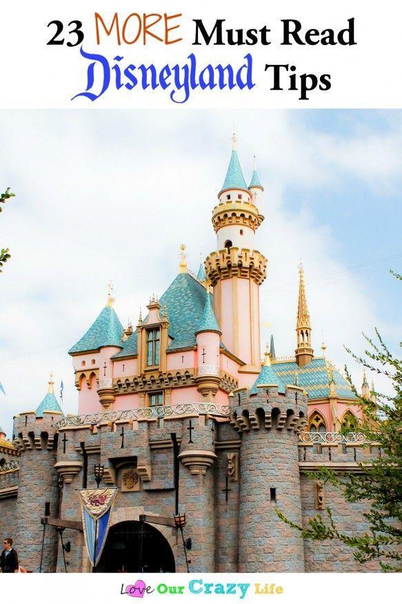 23 WEITERE Tipps zu Disneyland
