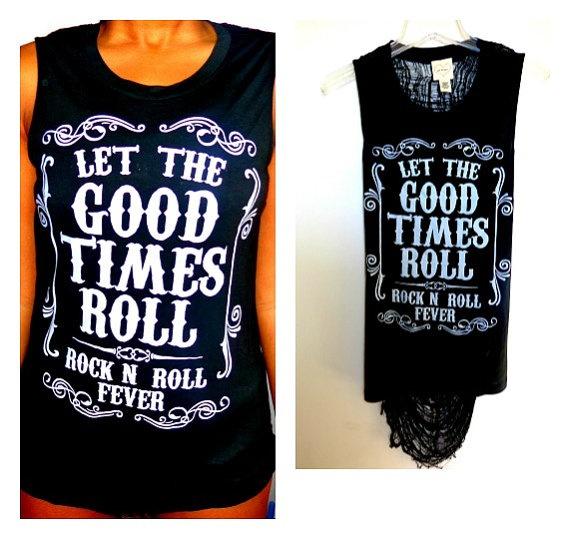 Jack Daniels Shredded Shirt INSPIRED by CheetahnotCougar on Etsy, $58.00