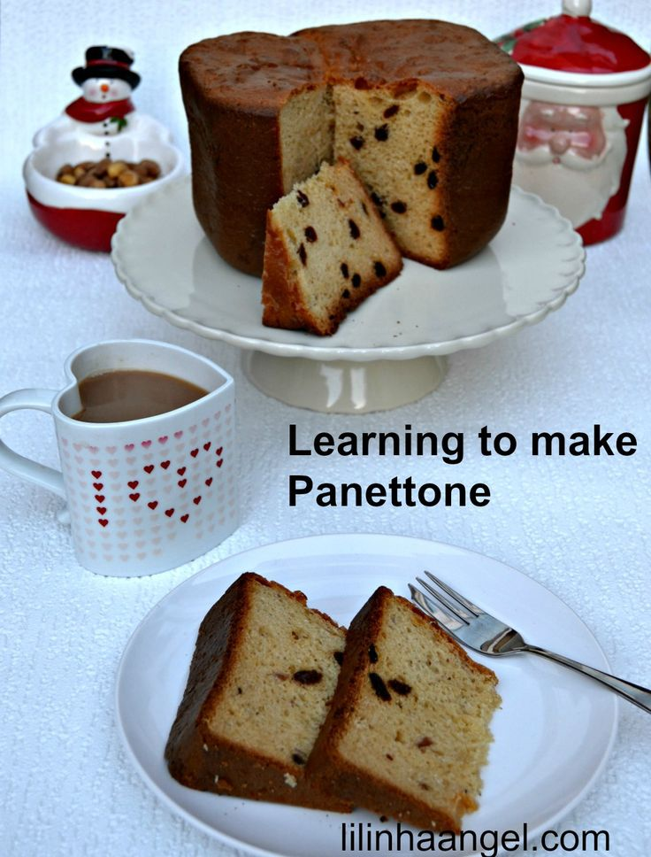 Learning to Make Panettone and Getting into the Christmas Spirit | Lilinha Angel's World - UK Parenting Lifestyle Blog #ad