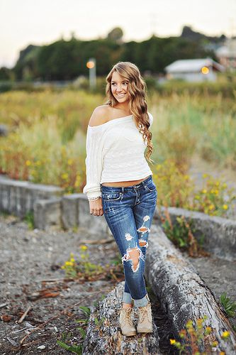 Senior Pictures | Senior Pictures | Pinterest | The Outfit Senior Photos And Ripped