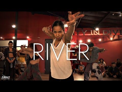 Bishop Briggs - River - Choreography by Galen Hooks - Filmed by @TimMilgram - YouTube