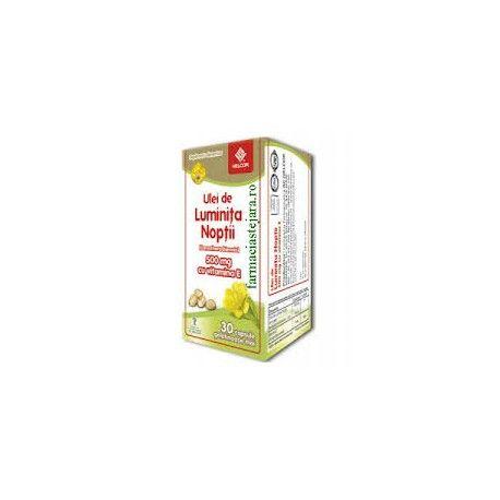 Ulei de Luminiţa Nopţii cu vitamina E 2 flacoane+1 gratuit!