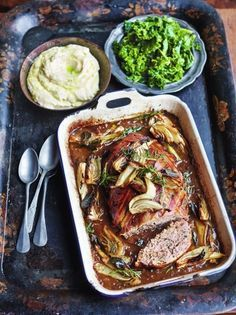 Jamie Oliver's Meatloaf
