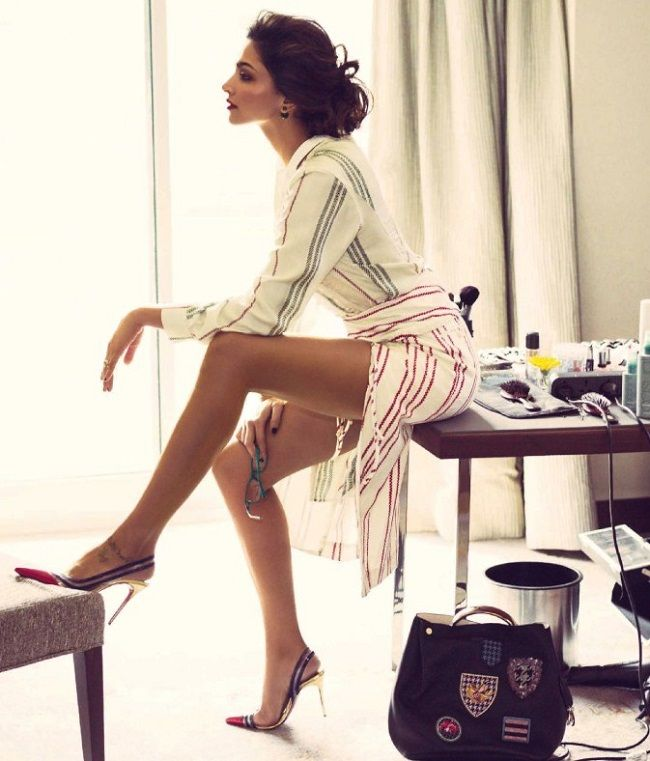 Bollywood Beauties | Deepika Padukone | Vogue Photoshoot #Fashion #Women_Style