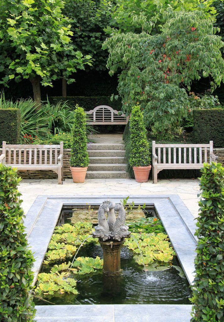 Jardin botanique - Louvain
