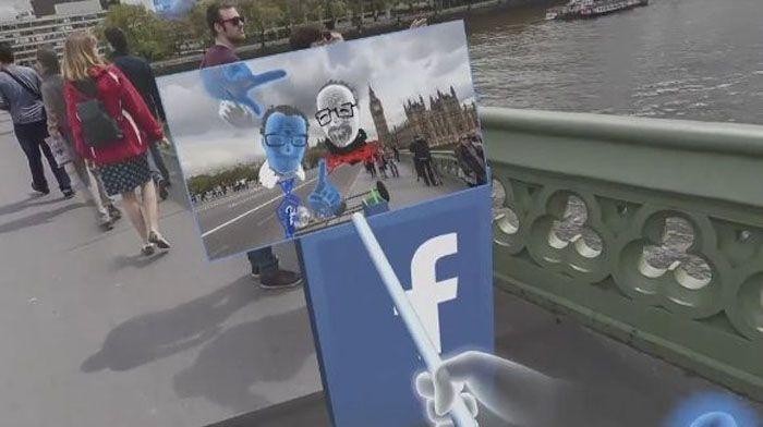 Facebook'tan Sanal Gerçeklik Selfie'si! - http://inovasyonkocu.com/teknoloji/nesnelerininterneti/facebooktan-sanal-gerceklik-selfiesi.html