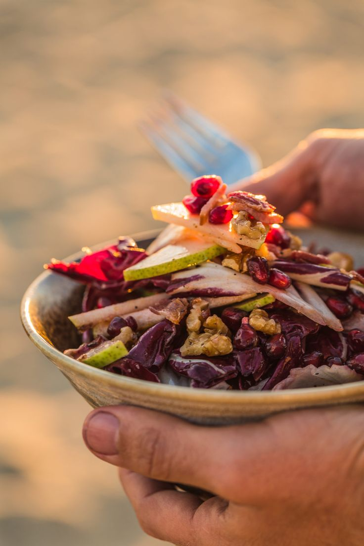radicchio Salad | Bondi Harvest TV Show