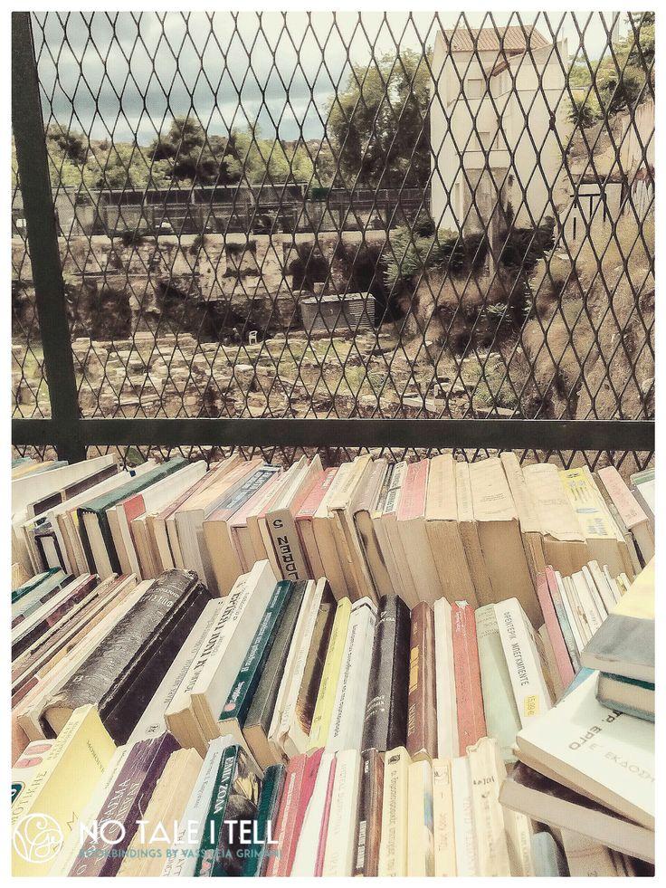 """""""Γιάννης Γ. Κούγεας"""" παλαιοβιβλιοπωλείο. Άστιγγος. Θησείο. Αθήνα."""