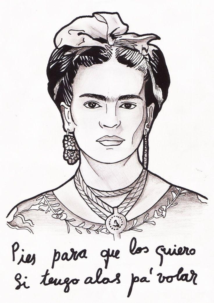 frases de frida kahlo pies para que - Buscar con Google