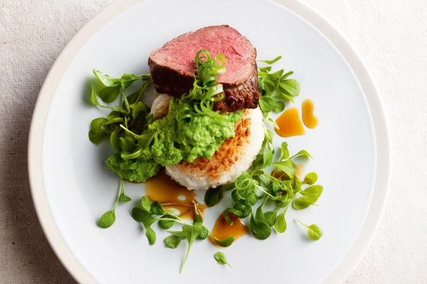 Put a spin on the classic beef roast with this stunning Japanese-inspired version.