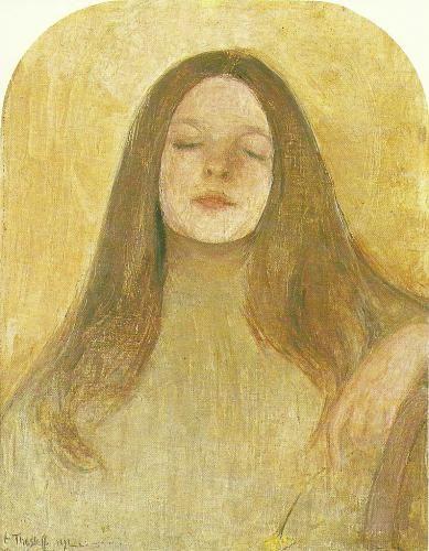 Ellen Thesleff - Thyra Elisabeth - 1892