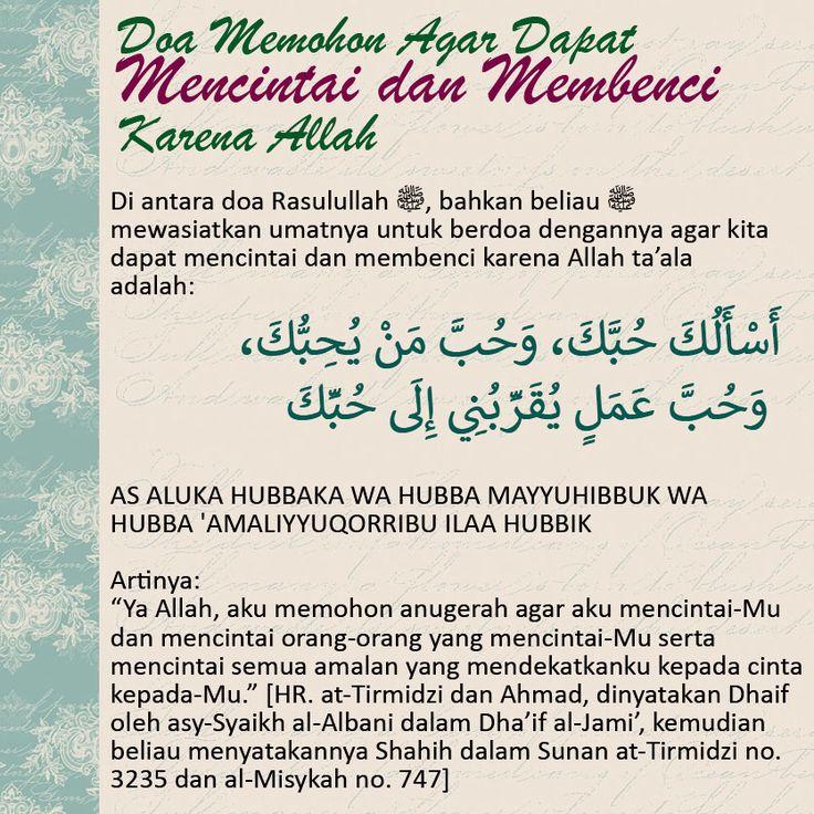 http://nasihatsahabat.com #nasihatsahabat #salafiyah #ManhajSalaf #Alhaq #islam  #ahlussunnah #dakwahsunnah#kajiansalaf #salafy #sunnah #tauhid #dakwahtauhid #alquran #hadist #hadits #Kajiansalaf  #sunnah #aqidah #akidah #mutiarasunnah #nasihatulama #fatwaulama #akhlaq #akhlak #keutamaan  #manhajsalaf #DoaZikir, #doa, #zikir, #dzikir, #bencidandintakarenaAllah, #memohon, #mohon, #mencintaidandicintaikarenaAllah #manisnyaiman #mencintai #membenci #cinta #benci #karenaAllah