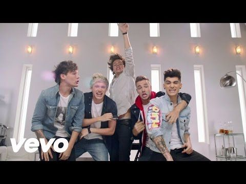 One Direction's new single Perfect is out now! iTunes: http://smarturl.it/1DPerfect Spotify: http://smarturl.it/1DPerfectSP Google Play: http://smarturl.it/1...