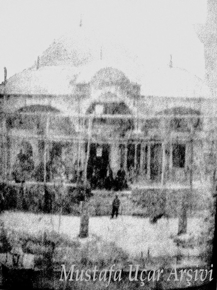 SALİHLİ - 1900 yılında hamidiye camii