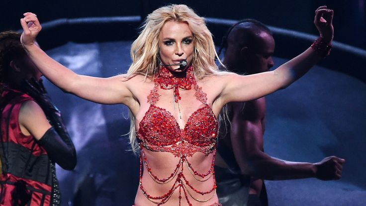 21 of Britney Spears' Amazing Stage Outfits Through The Years: Britney Spears always rocks an incredible outfit when performing on stage and this year's Billboard Music Awards was no exception. Check out 21 of her stunning stage outfits through the years!