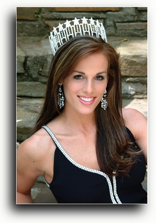 Jessica Furrer 2005 Miss Arkansas USA Top 15 Miss USA