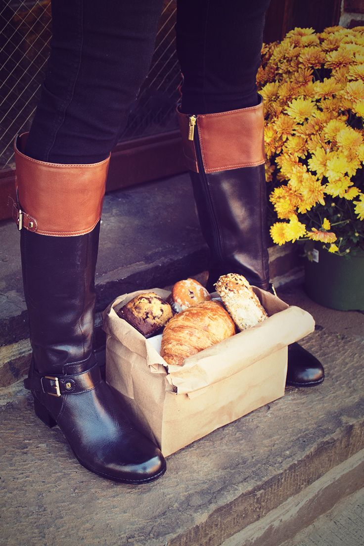 The Bandolino Coppa Riding Boot: made for exploring your local ...