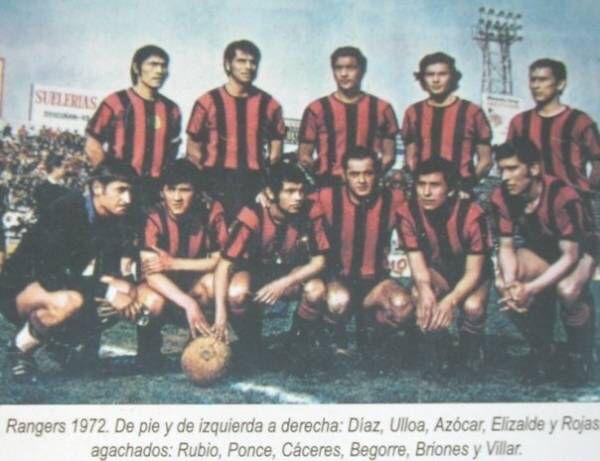 Rangers 1972