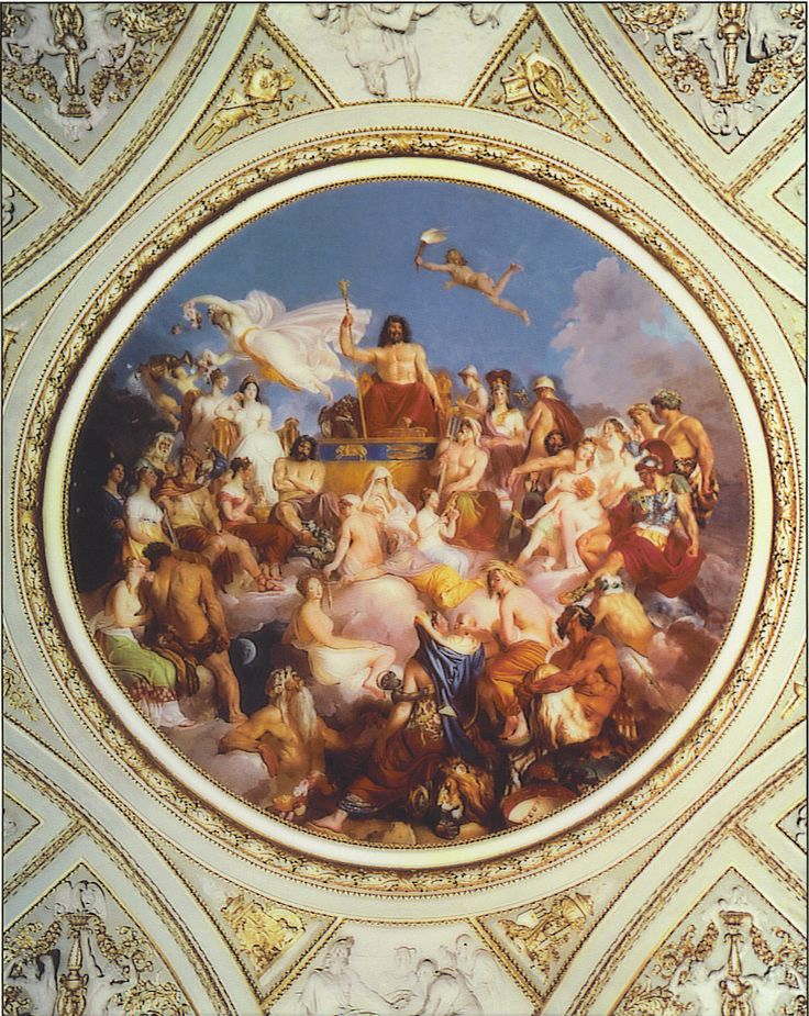 the art of the olympian gods in the ancient greece Learn fast facts about the olympian gods  pd flickr user t altered art  goddesses from thomas keightley's 1852 the mythology of ancient greece and italy: for .