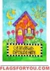 Grandkids House Flag