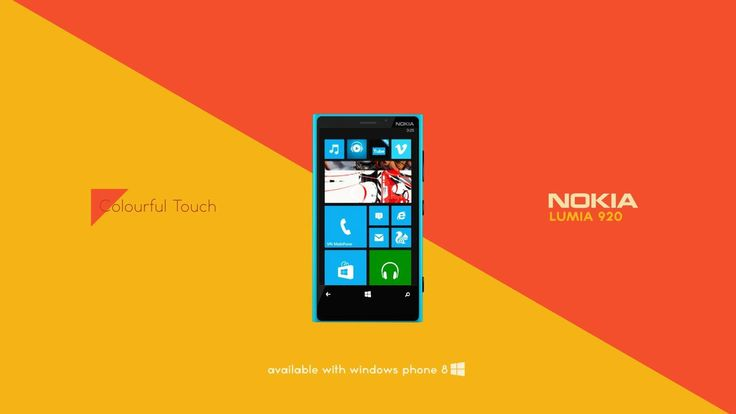 NOKIA LUMIA 920. This is a non-commercial project that my friends & me made for our semester 3 final project at my school. Thanks for watchi...