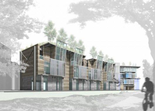 Big Dig Building- North Cambridge,USA- Single Speed Design