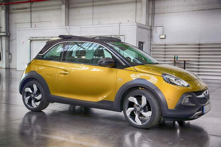 carsource2015.com - 2015 Opel Adam Rocks picutre