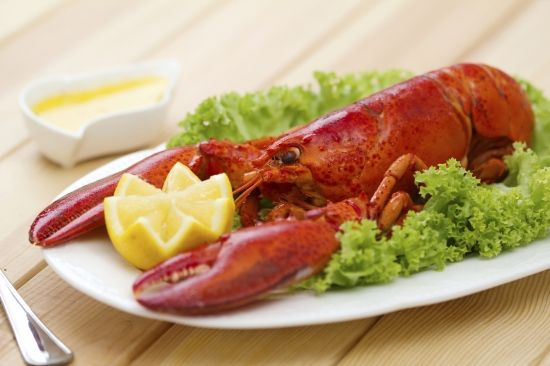 #Lobster, butter and lemon - simple, yet perfect!