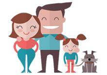Adivinanzas sobre la familia, para que el niño pueda reconocer a los miembros de la familia de una manera creativa