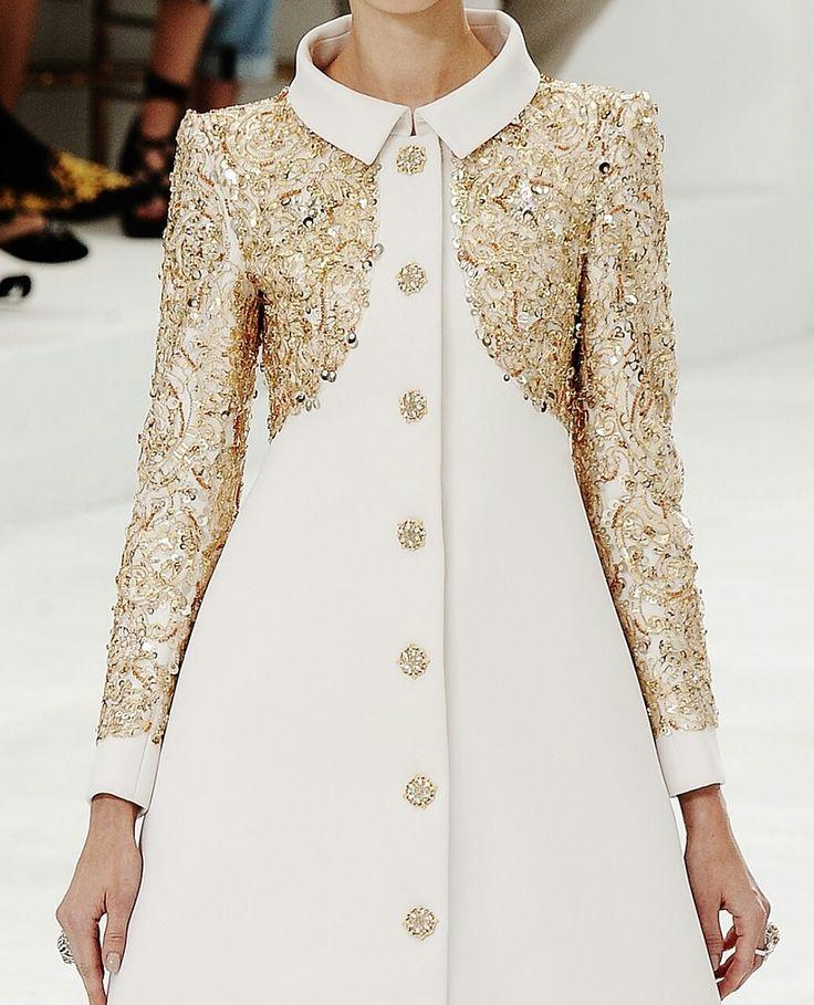 decadent Chanel FW 15